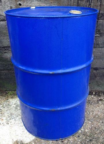 40 Gallon / 205 Litre, Steel Drum / Barrel, Tighthead