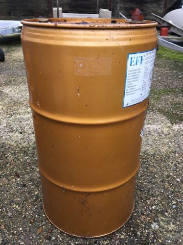 120 Litre, Steel Drum / Barrel, Tighthead