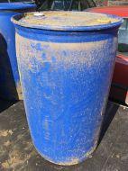 200 Litre, HDPE Barrel, Tighthead, Blue