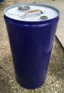 25 Litre, Steel Drum / Barrel, Tighthead
