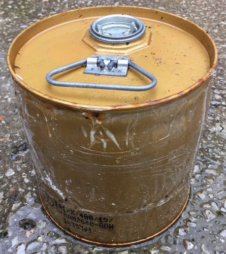 5 Litre, Steel Drum / Barrel, Tighthead
