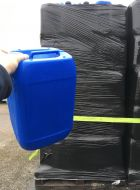 10 Litre, HDPE, Screw Cap Jerrycan, Blue, USED, PALLET OF 100