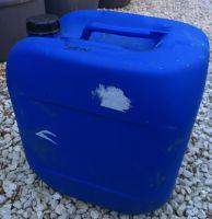 30 Litre, HDPE, Screw Cap Jerrycan, Blue